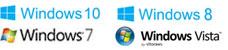 Compatibel met Microsoft