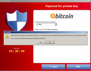 De dreiging van het jaar: Cryptolocker