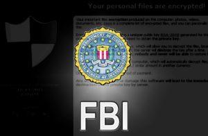 Het FBI raadt sclachtoffers aan om geen losgeld te betalen