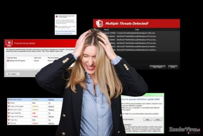 What to do when Antispyware program fails to remove infection?