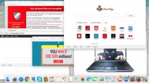 Cyber dreigingen waarvoor je zou moeten opletten dit jaar: adware, browser hijackers en ransomware virussen