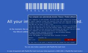 Ramsonware: websites & banken behoren tot de nieuwste doelwitten