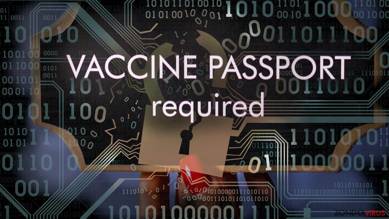 Digitale Covid-19 paspoorten: mogelijke veiligheids- en privacyrisico's