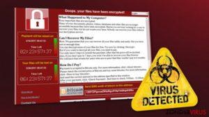 WannaCry leeft. Duizenden gebruikers lopen gevaar
