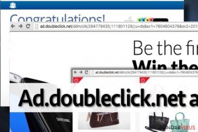 Laat de advertenties van Ad.doubleclick.net zien
