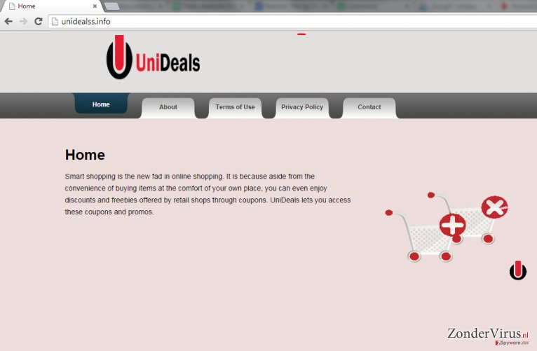 Advertenties door UniDeals snapshot