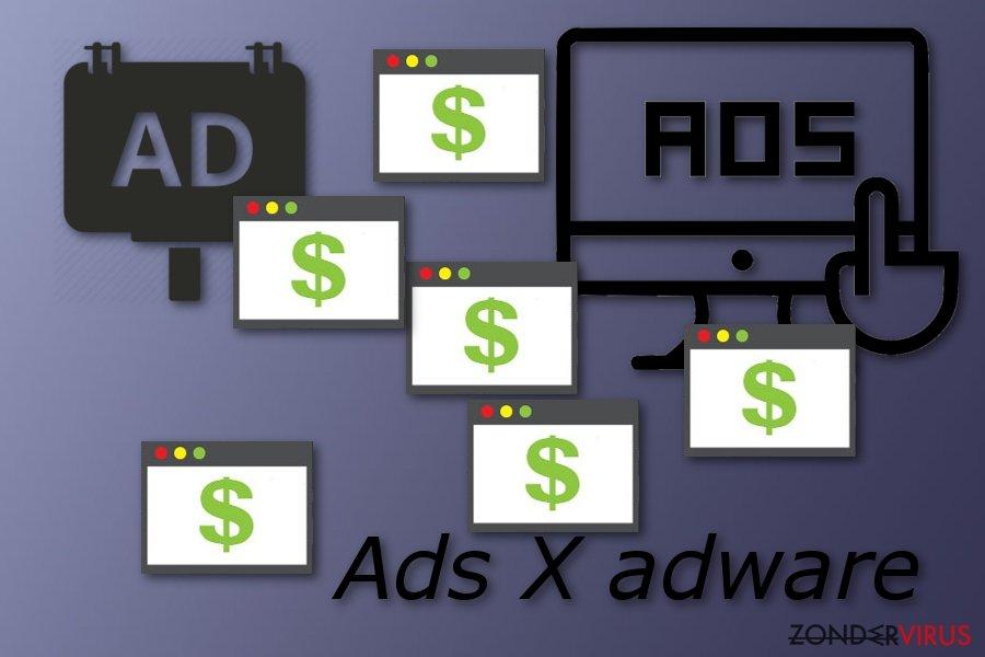 Het Ads X virus