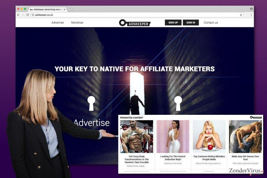 Afbeelding van Adskeeper-advertenties