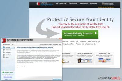 Het Advanced Identity Protector programma
