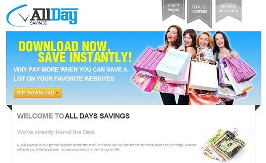 All Day Savings snapshot