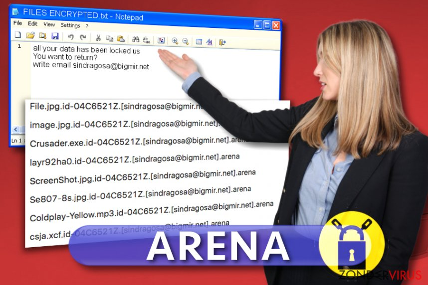 Arena-gijzelsoftware-virus