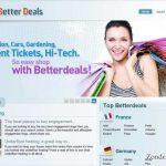 Better Deals advertenties snapshot
