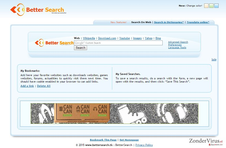 Bettersearch.tk snapshot