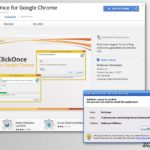 Chrome redirect virus snapshot