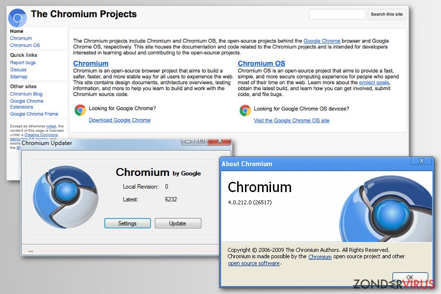 Het Chromium project