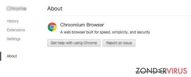 De oplichterij met de Chroomium-Browser