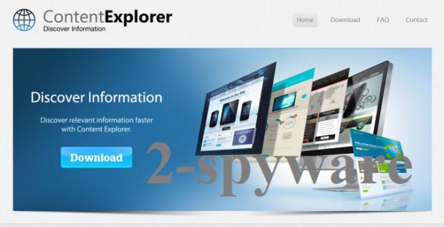 Content Explorer snapshot