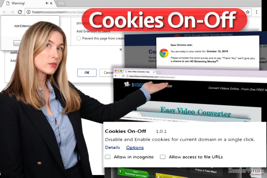 Cookies On-Off-virus