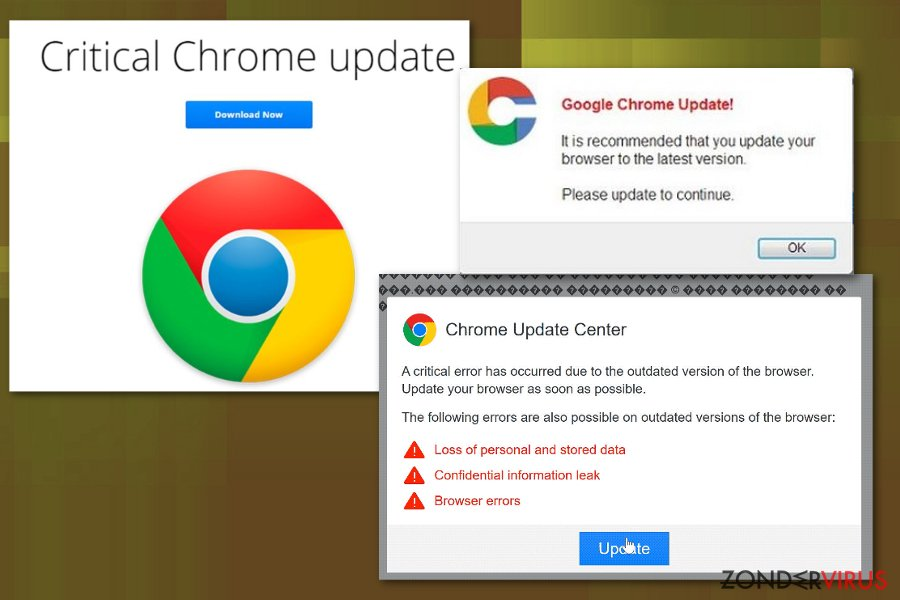 Critical Chrome Update