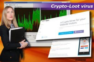 Het Crypto-Loot-virus