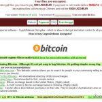 CryptoLocker snapshot snapshot