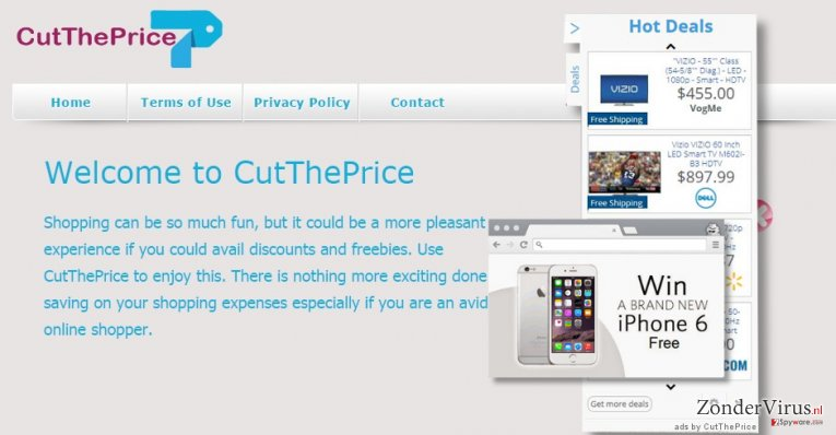 Advertenties door CutThePrice snapshot