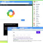 Default-search.net snapshot