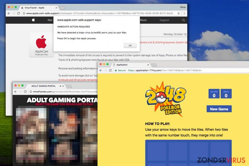 Overmatige hoeveelheid advertenties van Deloton.com