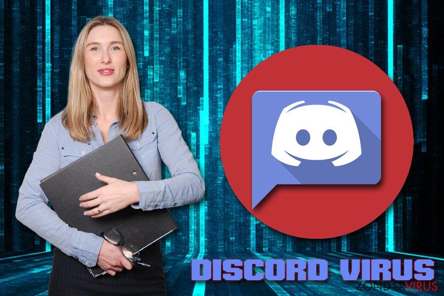 De Discord malware