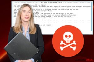 Djvu ransomware