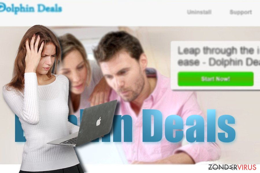 Dolphin Deals Advertenties