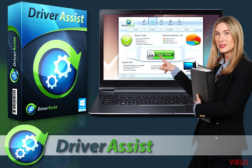 Driver Assist-software