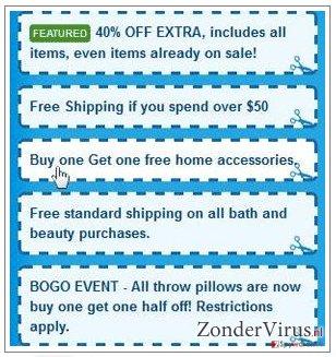 Saver Box ads snapshot