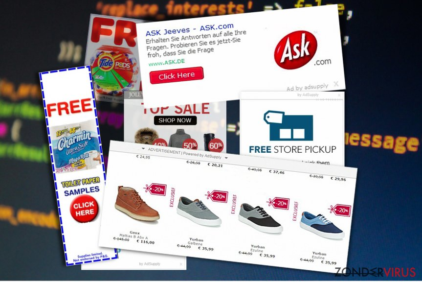 Advertenties van Adsupply snapshot