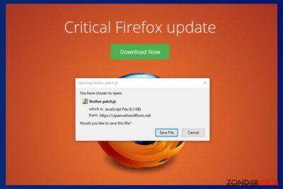 Critical Firefox Update