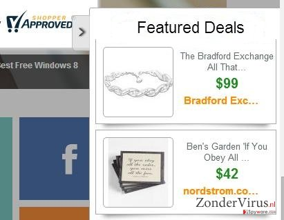 Advertenties door Featured Deals snapshot