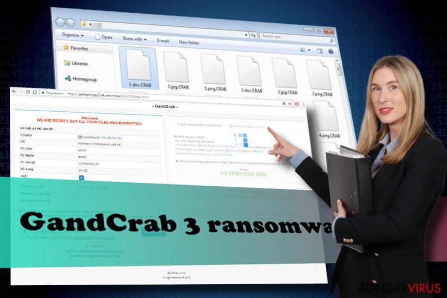 GandGrab 3-virusverwijdering