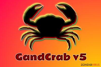 De GandCrab v5 ransomware