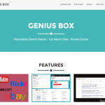 Genius Box snapshot