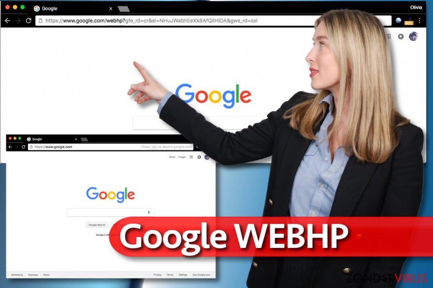 Google WebHP