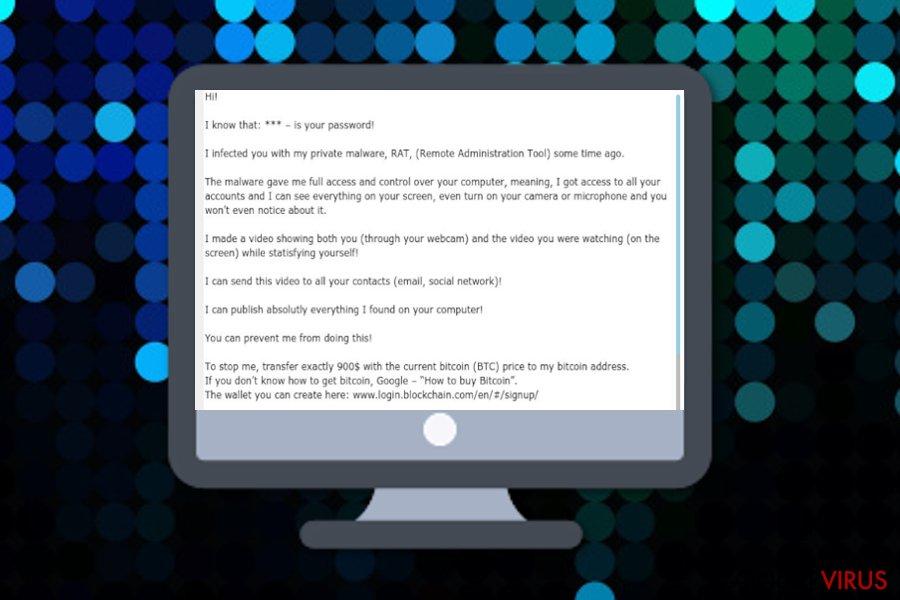Administratie Tool (RAT) email