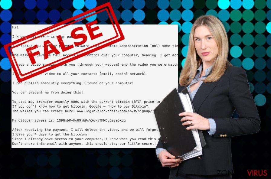 Het Administratie Tool (RAT) email virus