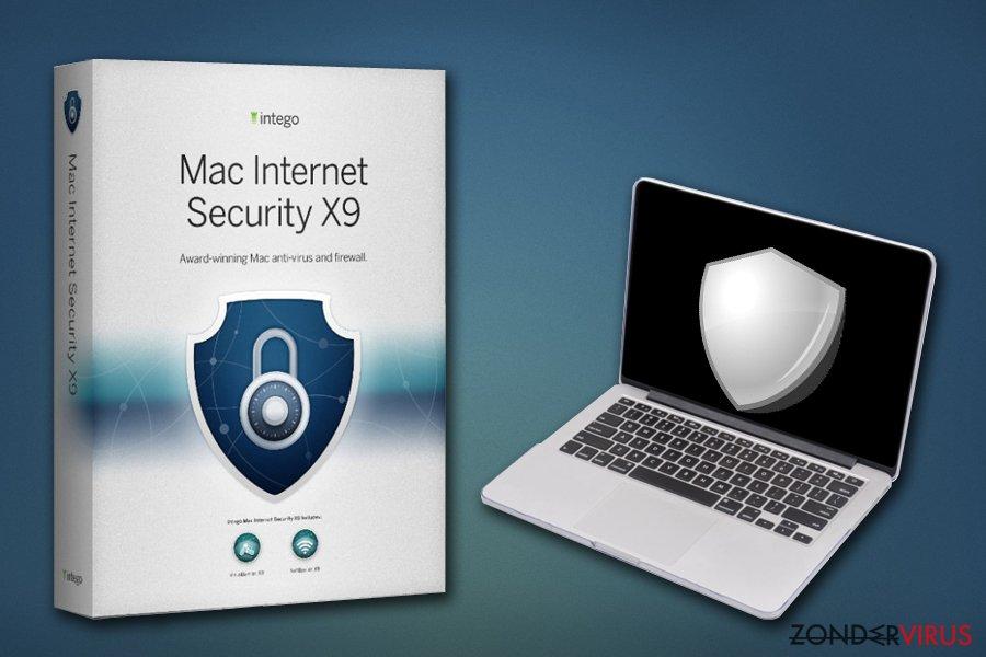 Intego Mac-Internetbeveiliging