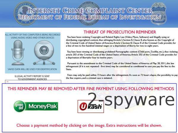 Internet Crime Complaint Center snapshot