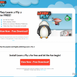 Learn 2 Fly 2 adware snapshot