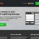 Lightning Savings virus snapshot