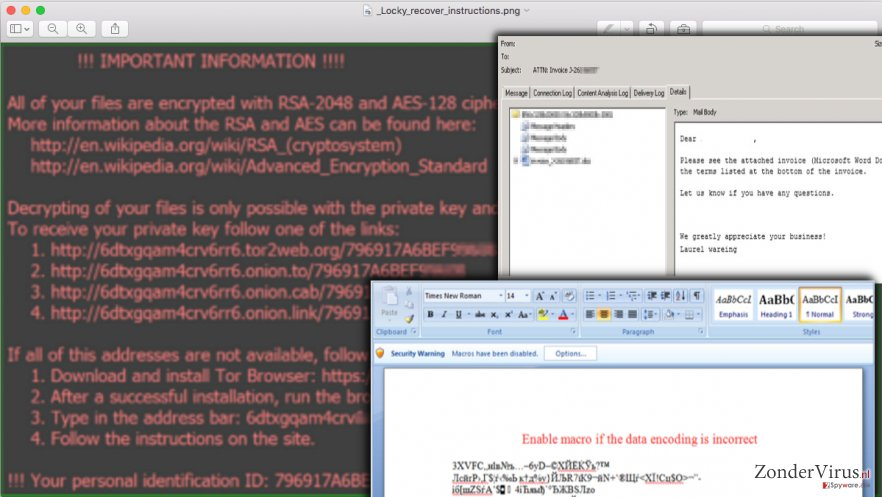 Locky malware