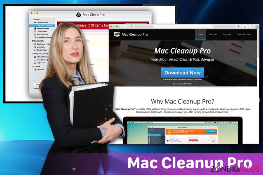 De Mac Cleanup Pro POT