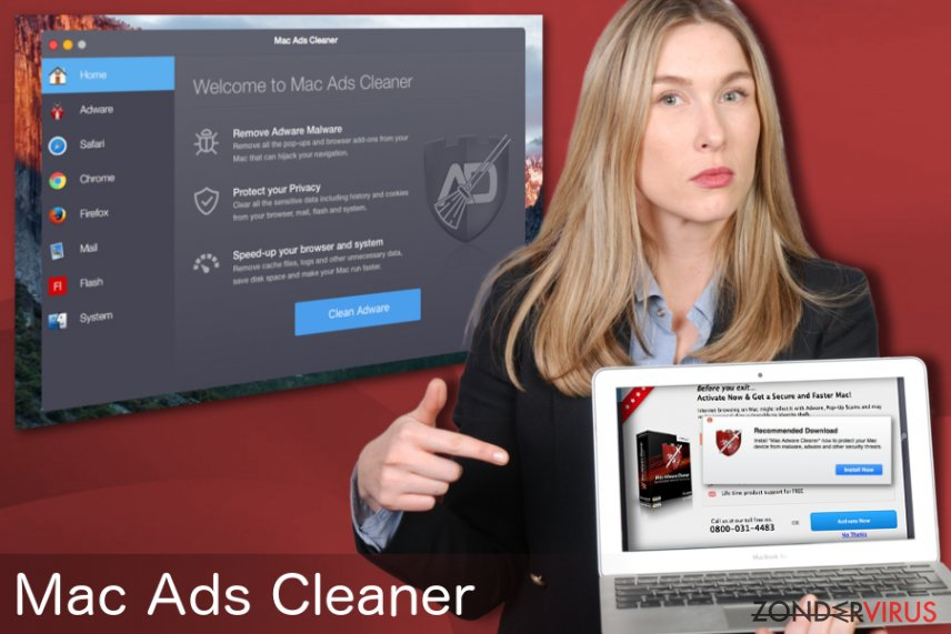 Mac Ads Cleaner-virus