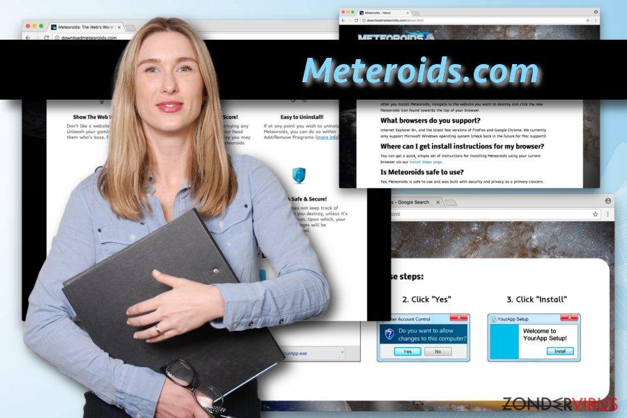 Het Meteoroids-virus